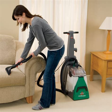 Upholstery Rental Cleaners by Big Green 174 Professional Carpet Cleaner Bissell 174