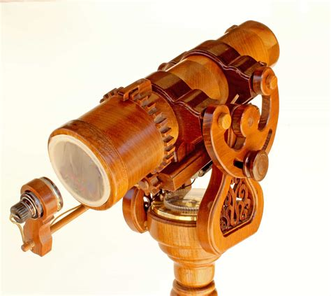 pedestal kaleidoscope woodworking plan