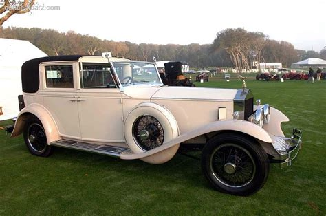 1920 Rolls-royce Silver Ghost At The Amelia Island