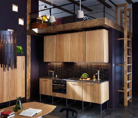 cuisine pour studio ikea la cuisine ouverte inspire les collections ikea et castorama