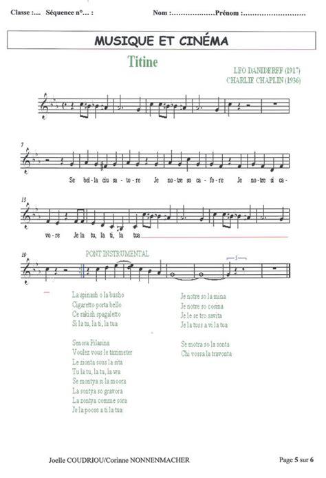 3e arts du visuel les temps modernes chaplin madame musique