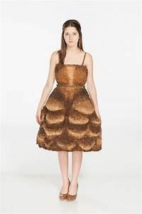 Sawdust Dress: Wood You Wear It?