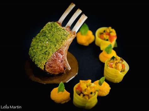 blogs recettes de cuisine recettes de carré d 39 agneau