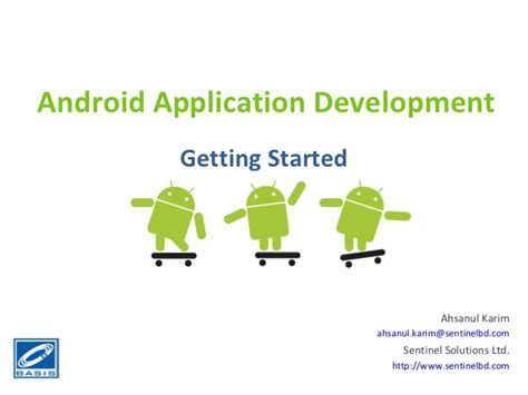 android application development day 2 environment setup for android application development