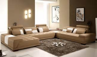 wohnzimmer farben beige the interior of a living room in brown color features photos of interior exles