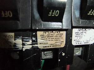 Electrical - What Model Circuit Breaker Is This