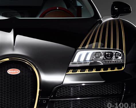 Bugatti Veyron Grand Sport Vitesse Legend Black Bess 2018