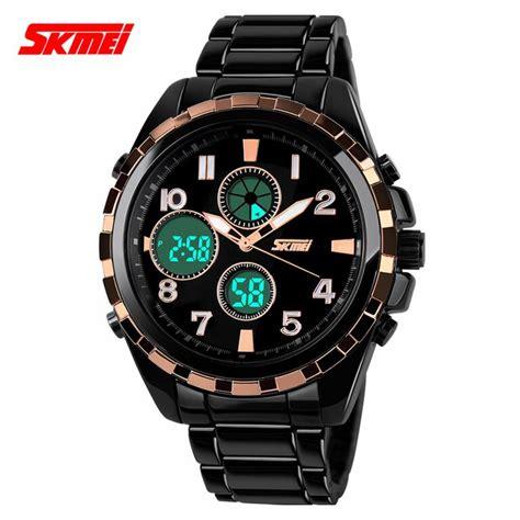 jual jam tangan pria skmei casio sport led original ad1021