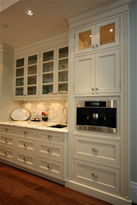 simply beautiful kitchens  blog beaded inset