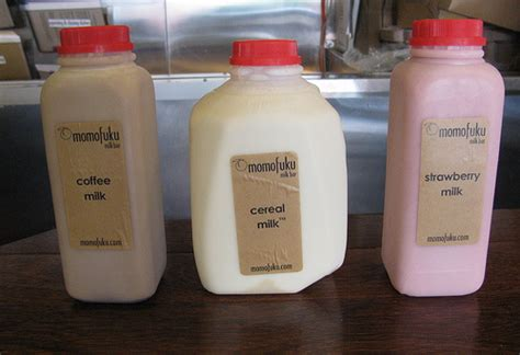 Momofuku Milk Bar's Cereal Milk Recipe — Dishmaps