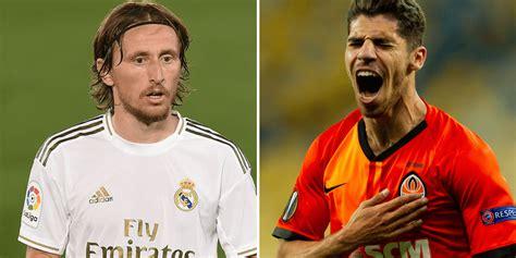 Real Madrid vs. Shakhtar Donetsk EN VIVO ONLINE y EN ...