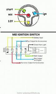 Small Engine Starter Switch Wiring Diagram And Basic