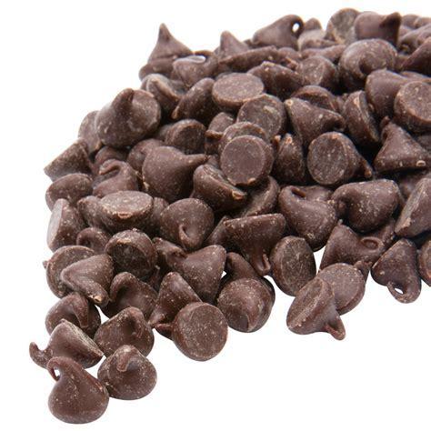 Ghirardelli 5 lb. Semi Sweet Chocolate 1M Baking Chips