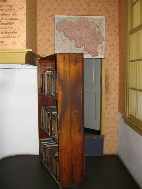 Frank Bookcase Door by Frank House Isolated Traveller
