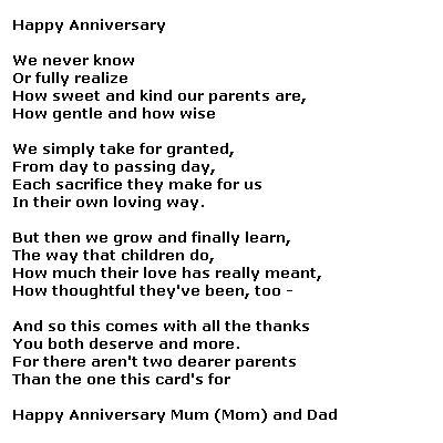 poetry   poems  parents