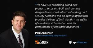 Array Networks – Agility and Performance | vpnMentor