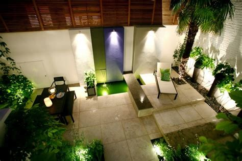 balcony and garden ls lighting modern cool ideas