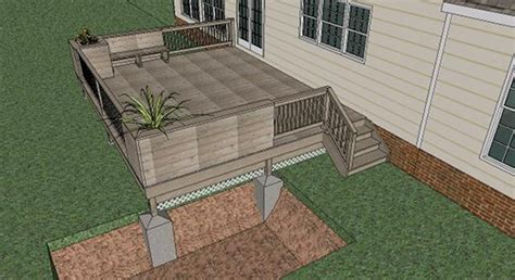 cost   project deck addition wood remodeling