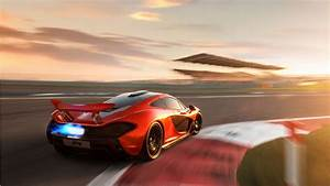McLaren P1 Concept Wallpaper HD Car Wallpapers ID #3388