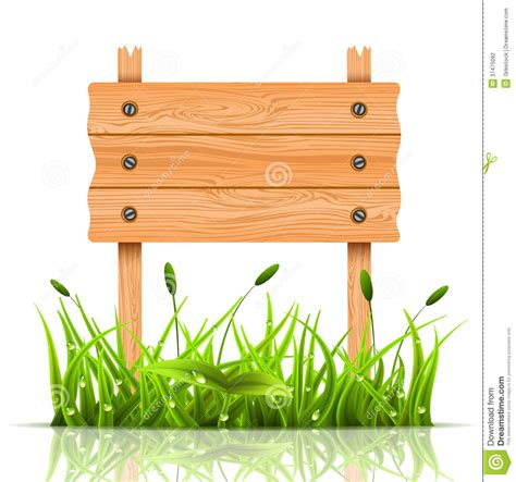 wooden banner stock photography image