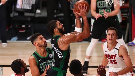NBA Eastern Conference finals: Boston Celtics win to cut ...