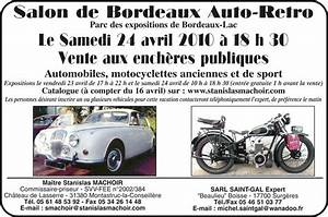 Vente Au Enchere Auto : vente aux encheres automobiles de collection 2010 bordeaux ~ Gottalentnigeria.com Avis de Voitures