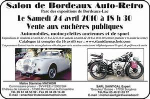 Vente Au Enchere Auto : vente aux encheres automobiles de collection 2010 bordeaux ~ Gottalentnigeria.com Avis de Voitures