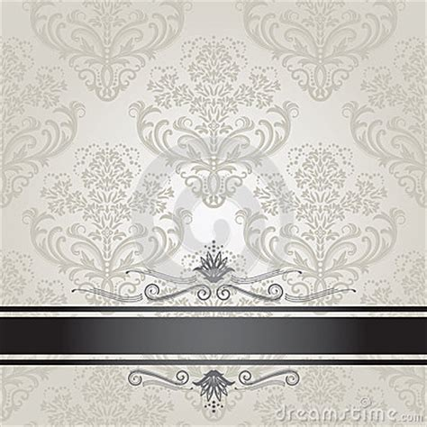 luxury floral silver book cover royalty  stock photo