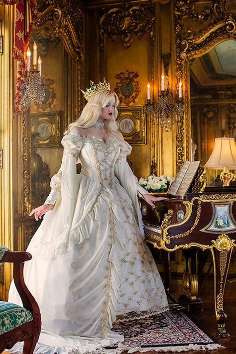 princess fantasy custom gown schoene romantische