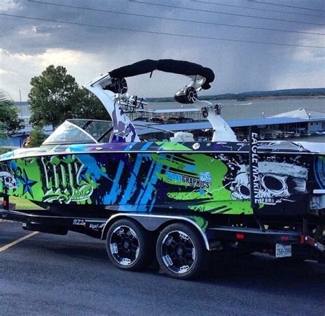 Tige Boat Graphics For Sale by 1000 Images About Tige Wakeboard Boats On