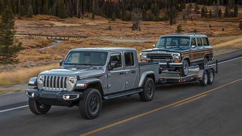 2020 jeep gladiator yellow jeep truck 2020 2 door review ratings specs review