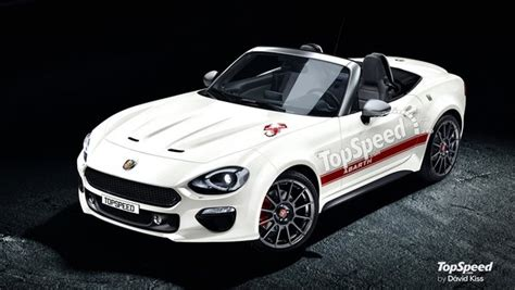 2018 Fiat 124 Spider Abarth  Car Review @ Top Speed