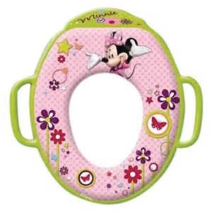 minnie mouse soft potty seat potty training concepts