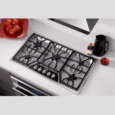 The Best Highend 36inch Gas Cooktops Of 2018  Reviewedcom Ovens