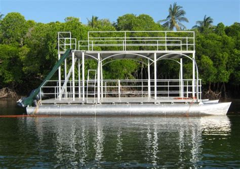 Used Pontoon Boats With Upper Deck For Sale by Pontoon Boats With Upper Deck Bing Images Boat