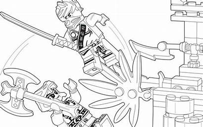 Ninjago Lego Coloring Lloyd Malvorlagen Ausmalbilder Wars