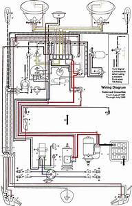 Vw Bug Fuse Diagram Wiring Schematic