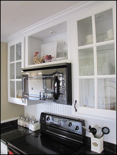 do over the range microwaves have fans kitchen cabinets design dilemma