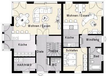 Og Mit Zweitem Bad, Balkon, Ankleide Grundrisse Okal Haus