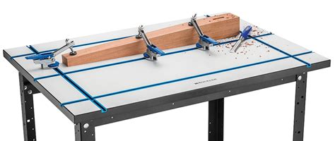 rockler introduces innovative  track clamp auto adjust