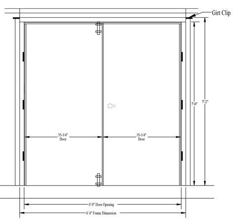 walk in shower size steel walk door opening size measuring