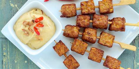 Basic Oven-baked Marinated Tempeh Recipe