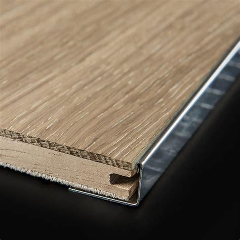 wood flooring spacers stainless steel l shape 15mm wood trims spacers online