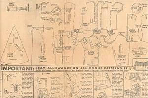 Sewtawdry  Vintage Patterns - Resizing Using A Sloper