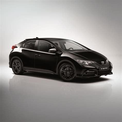 Η Honda παρουσιάζει το Civic Black Edition Autobloggr