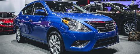 2018 Nissan Versa Release Price Specs News Engine