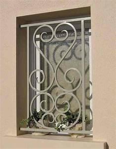 Grille De Protection Fenêtre : grille de protection de fenetre ~ Dailycaller-alerts.com Idées de Décoration