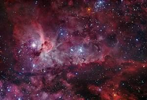 APOD: 2011 June 9 - The Great Carina Nebula
