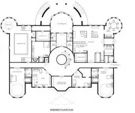 floor plans for a mansion a hotr reader s revised floor plans to a 17 000 square foot mansion homes of the rich the 1
