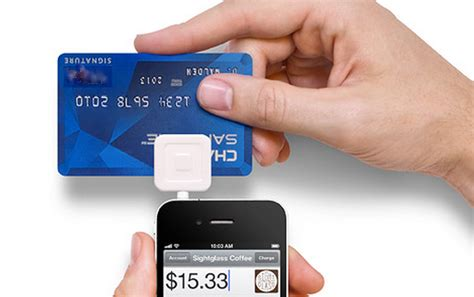 Square & Six Other Smartphone Credit Card Readers Business Cards Uk Card Dispenser Printing Made Nottingham Creation Restaurant Holographic